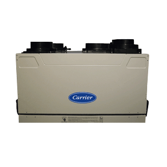 Carrier ERVXXSVB1100 ventilator.