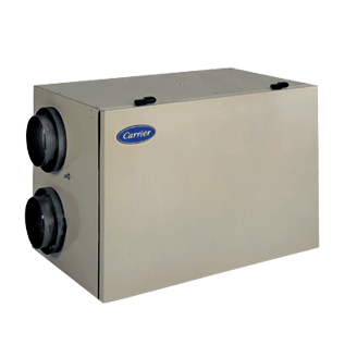 Carrier HRVXXLHB1150 ventilator.