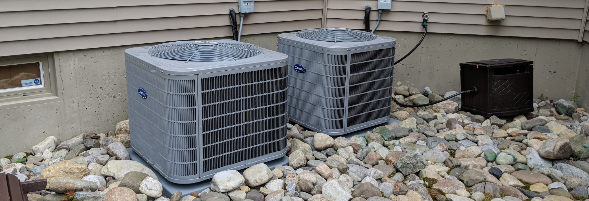 heat pump installation replacement